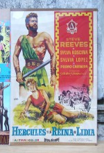 Hercules and the Queen of Lydia