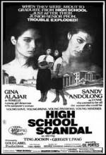 High School Scandal (1981) afişi