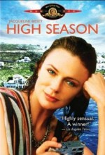 High Season (1987) afişi