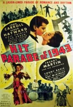 Hit Parade Of 1943 (1943) afişi
