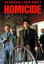 Homicide (1991) afişi