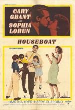 Houseboat (1958) afişi