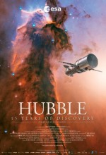 Hubble: 15 Years Of Discovery (2005) afişi