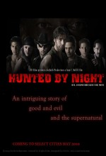 Hunted By Night (2010) afişi