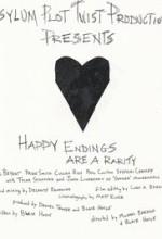 Happy Endings Are a Rarity  afişi