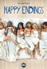 Happy Endings Sezon 3 (2013) afişi