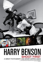 Harry Benson Shoot First (2016) afişi