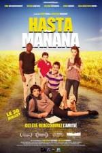 Hasta mañana (2013) afişi