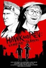 Hawk and Rev: Vampire Slayers (2017) afişi