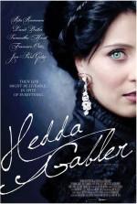 Hedda Gabler (2016) afişi