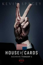 House of Cards Sezon 2 (2014) afişi