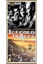 Ice-cold in Alex (1958) afişi