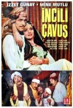 Incili çavuş(ı) (1968) afişi