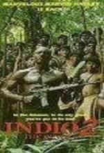 Indio 2 - La Rivolta (1991) afişi