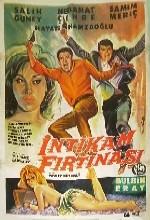 İntikam Fırtınası (1966) afişi