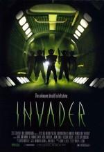 Invader (1992) afişi