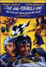 ı Due Della Formula Uno Alla Corsa Più Pazza Pazza Del Mondo (1971) afişi