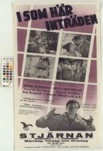 ı Som Här Inträden... (1945) afişi