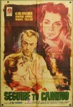 ıch Suche Dich (1956) afişi
