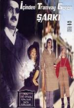 İçinden Tramvay Geçen Şarkı (1986) afişi