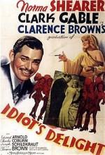 Idiot's Delight (1939) afişi