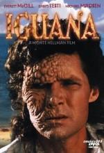 Iguana (1988) afişi