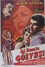 İki Damla Gözyaşı (1961) afişi