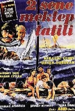 Iki Sene Mektep Tatili (1964) afişi