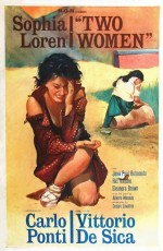 İki Kadın (1960) afişi