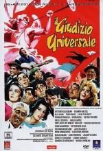 ıl Giudizio Universale (1961) afişi