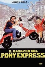 ıl Ragazzo Del Pony Express (1986) afişi