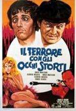 il Terrore Con Gli Occhi Storti (1972) afişi