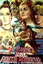 ıl Tesoro Della Foresta Pietrificata (1965) afişi