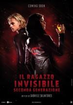 Il ragazzo invisibile: Fratelli (2018) afişi