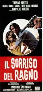 Il sorriso del ragno (1971) afişi
