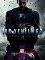 İlk Yenilmez: Kaptan Amerika (2011) afişi