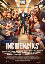 Incidencias (2015) afişi