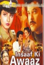 ınsaaf Ki Awaaz (1986) afişi