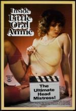 Inside Little Oral Annie (1984) afişi