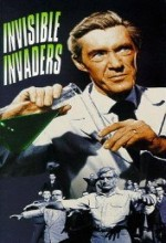 ınvisible ınvaders (1959) afişi