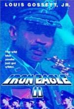 ıron Eagle ıı (1988) afişi