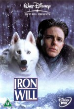 Iron Will (1994) afişi