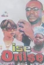 Ise Onise (2009) afişi