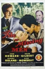 Isle of Missing Men (1942) afişi