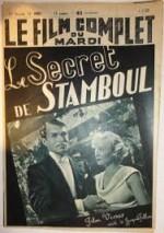 İstanbul'un Sırrı (1936) afişi
