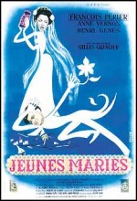 Jeunes Mariés (1953) afişi