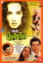 Jhoothi (1985) afişi