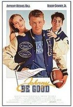Johnny Be Good (1988) afişi