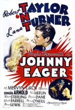 Johnny Eager (1942) afişi