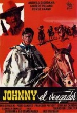 Johnny El Vengador (1968) afişi